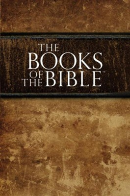 The Books of the Bible, NIV  -