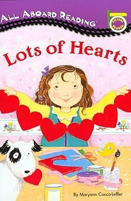 Lots of Hearts  -     By: Maryann Cocca-Leffler