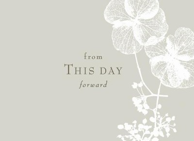 From This Day Forward: A Wedding Guest Book  -     By: Dan Zadra