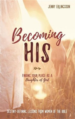 Becoming His  -     By: Jenny Erlingsson