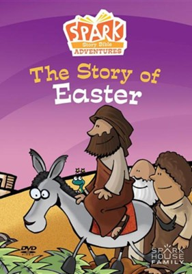 The Story of Easter, DVD   -