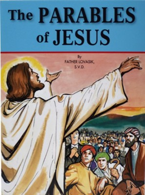 The Parables of Jesus, Picture Book   -