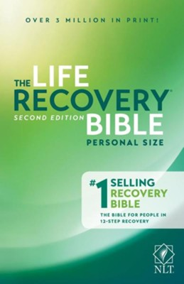 NLT Life Recovery Bible, Personal Size  -     Edited By: Stephen Arterburn, David Stoop     By: Stephen Arterburn, David Stoop