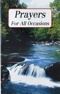 Prayers for All Occasions  -     Edited By: Francis Evans     By: Francis Evans(ED.)