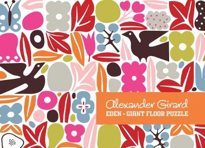 Alexander Girard Eden Giant Floor Puzzle  -     By: Ammo Books