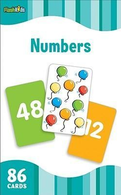 Numbers, Flash Cards  -
