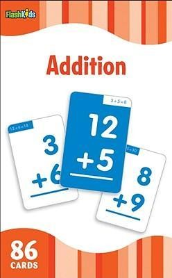 Addition, Flash Cards  -