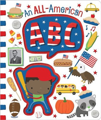 Board Book an All-American ABC  -     By: Dawn Machell(ILLUS)     Illustrated By: Dawn Machell