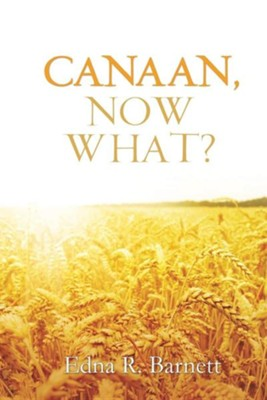 Canaan, Now What?  -     By: Edna R. Barnett