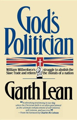 God's Politician  -     By: Garth Lean