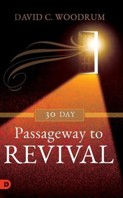 30 Day Passageway to Revival  -     By: David C. Woodrum