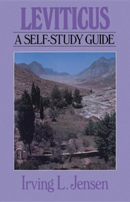 Leviticus: Jensen Self-Study Guide   -     By: Irving L. Jensen