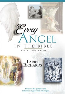 Every Angel in the Bible   -     By: Larry Richards