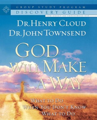 God Will Make a Way Workbook  -     By: Henry Cloud