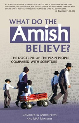 What Do the Amish Believe?: The Doctrine of the Plain People Compared with Scripture  -