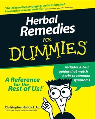 Herbal Remedies for Dummies  -     By: Christopher Hobbs