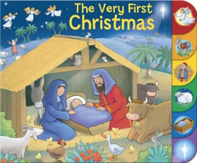 The Very First Christmas  -     By: Lori C. Froeb