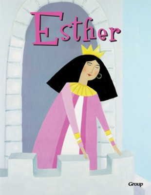 HOBC Bible Big Book: Esther  -