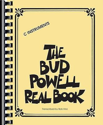 The Bud Powell Real Book: C Instruments  -     By: Bud Powell
