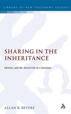 Sharing in the Inheritance  -     By: Allan Bevere
