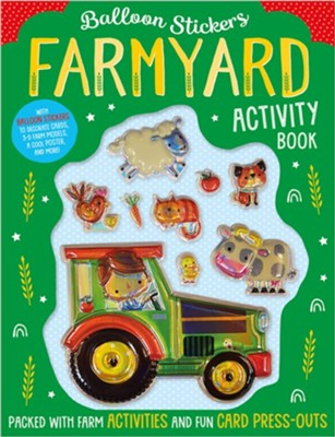 Farmyard Activity Book  -     By: Stuart Lynch(ILLUS)