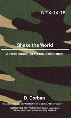 Shake the World  -     By: D. Corban