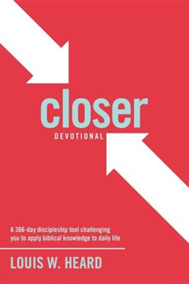 Closer Devotional  -     By: Louis W. Heard