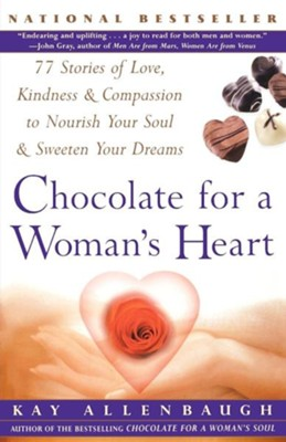 Chocolate for a Woman's Heart   -     By: Kay Allenbaugh