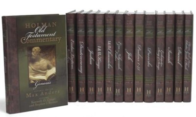 Holman Old Testament Commentary [HOTC], 20 Volumes   -     Edited By: Max Anders     By: Edited by Max Anders