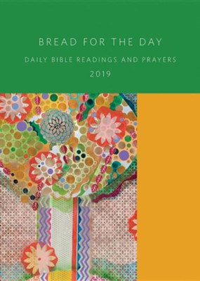 Bread for the Day 2019: Daily Bible Readings and Prayers  -     Edited By: Dennis Bushkofsky     By: & Gertrud Mueller Nelson     Illustrated By: Gertrud Mueller Nelson