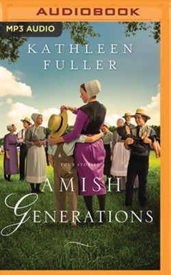 Amish Generations: Four Stories - unabridged audiobook on MP3-CD  -     By: Kathleen Fuller