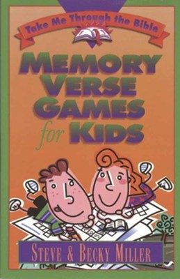 Memory Verse Games for Kids: Fun with Bible  Verses  -     By: Steve Miller