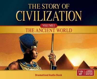 The Story of Civilization Vol. I, The Ancient World -  Audio Dramatization  -     Narrated By: Kevin Gallagher     By: Phillip Campbell