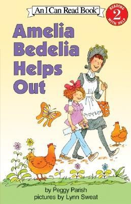 Amelia Bedelia Helps Out  -     By: Peggy Parish     Illustrated By: Lynn Sweat