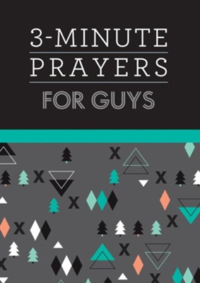 3-Minute Prayers for Guys  -     By: Glenn Hascall