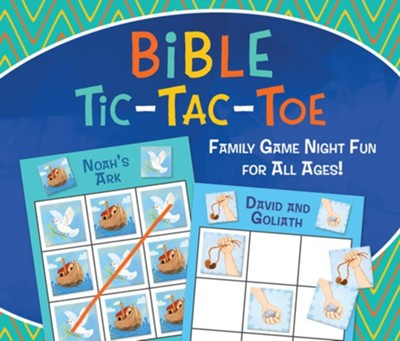 Bible Tic-Tac-Toe  -     By: Compiled by Barbour Staff