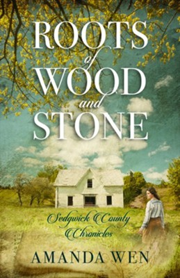 Roots of Wood and Stone #1  -     By: Amanda Wen