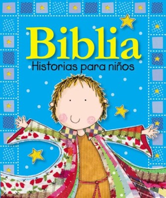 Biblia Historias Para Ninos, Bible Stories for Boys  -     By: Lara Ede
