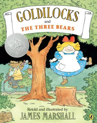 Goldilocks and the Three Bears  -     By: James Marshall     Illustrated By: James Marshall