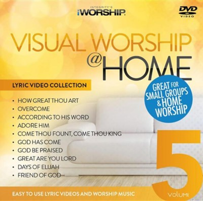 iWorship Visual Worship @ Home, Volume 5   -