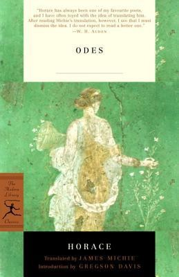 Odes: With the Latin Text, Edition 20022001  -     Translated By: James Michie     By: Horace