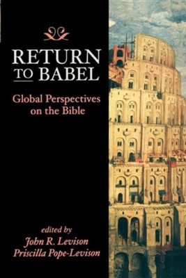Return to Babel   -     By: John R. Levison, Priscilla Pope Levison