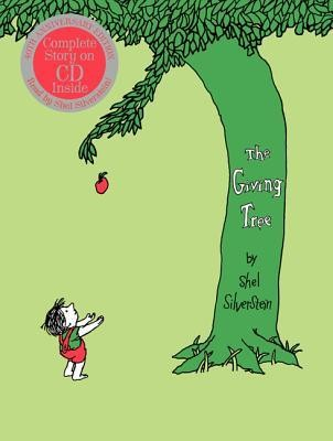 The giving tree with cd 40th anniversary edition shel the giving tree with cd 40th anniversary edition by shel silverstein fandeluxe Choice Image