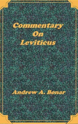 Commentary on Leviticus  -     By: Andrew Alexander Bonar