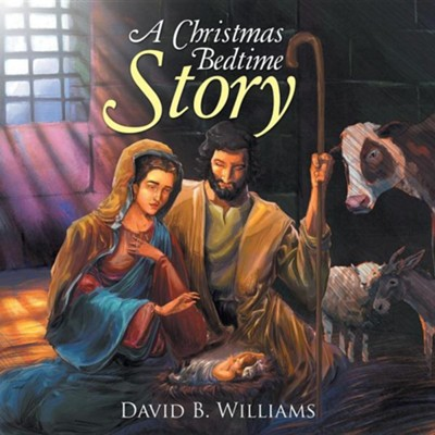 A Christmas Bedtime Story  -     By: David B. Williams