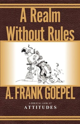 A Realm Without Rules  -     By: A. Frank Goepel