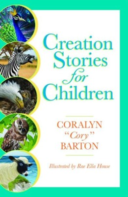 Cory Tails: Children's Stories from God's Creation  -     By: Cory Barton