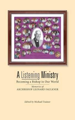 A Listening Ministry  -     Edited By: Michael Trainor