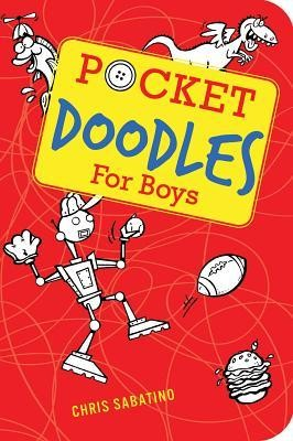 Pocket Doodles for Boys  -     By: Chris Sabatino