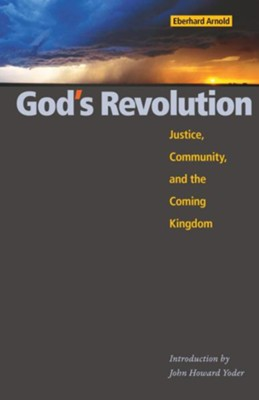 God's Revolution   -     By: Eberhard Arnold